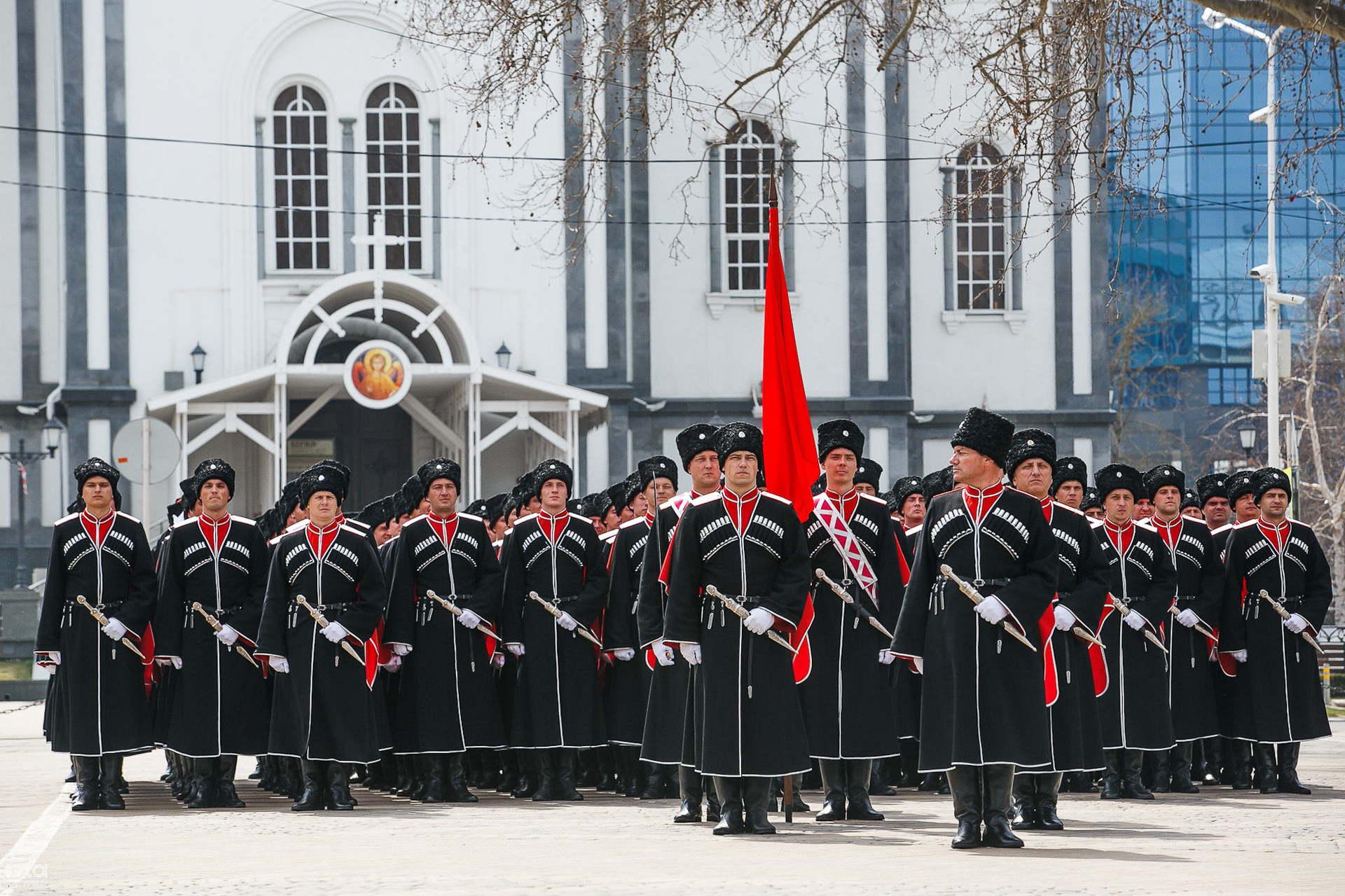 2cf0d8b64cd9 Пошив формы одежды Казачьих войск. Ателье «Мой Генерал» ...